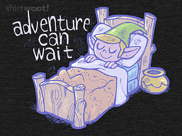 Woot!: Adventure Can Wait