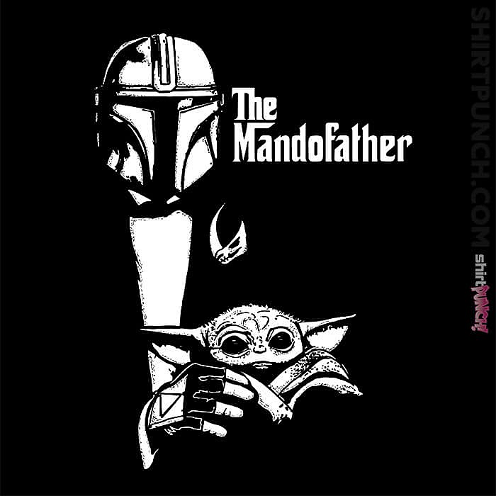 ShirtPunch: Mandofather