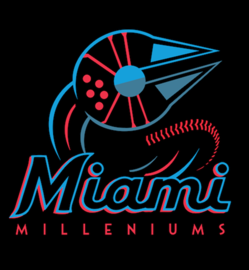 Shirt Battle: Miami Millineums