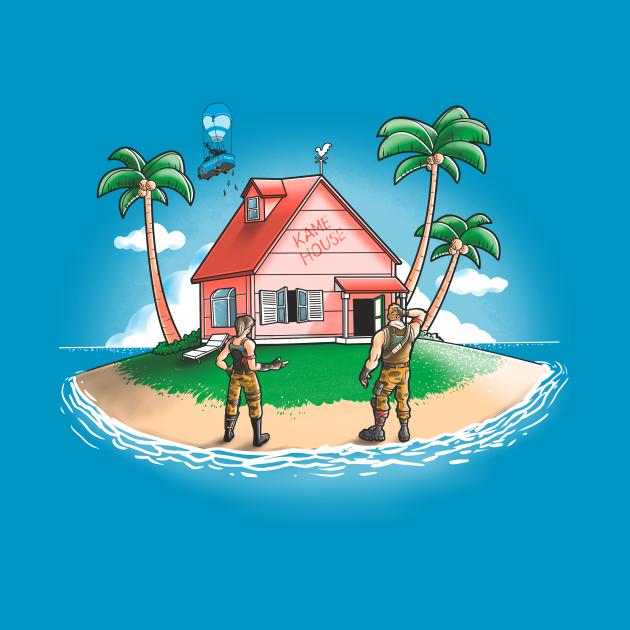 TeePublic: The island