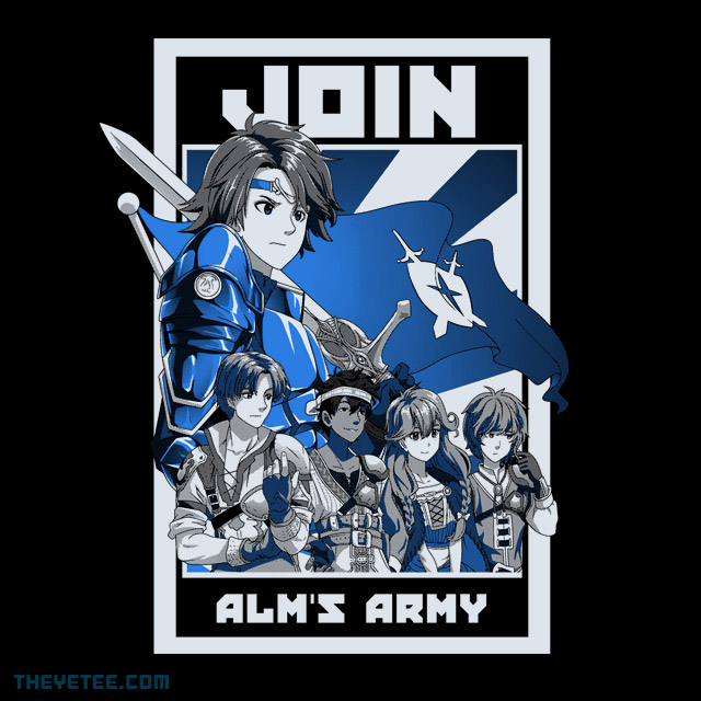 The Yetee: Fighter's Army