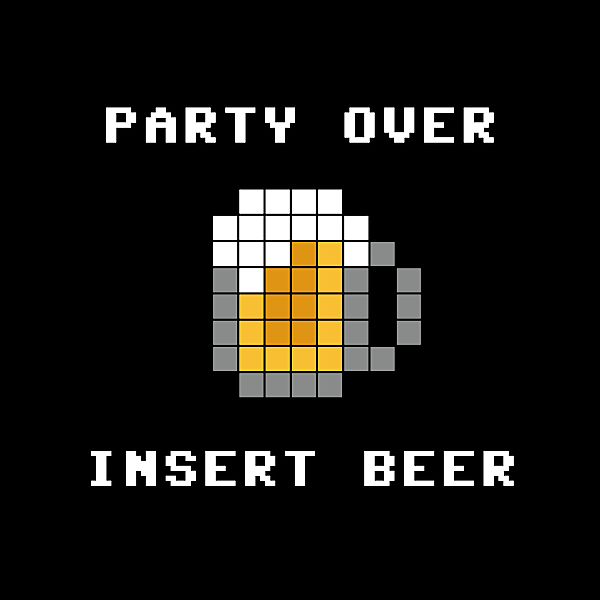 NeatoShop: Party over