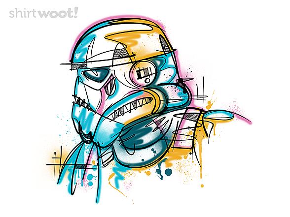 Woot!: Trooper Pop