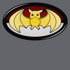 Pop-Up Tee: Pikaman