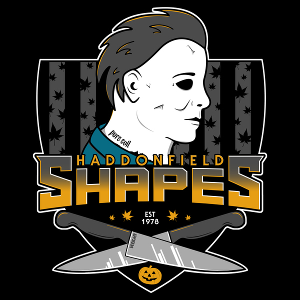 Haddonfield shapes from neatoshop day of the shirt neatoshop haddonfield shapes malvernweather Choice Image