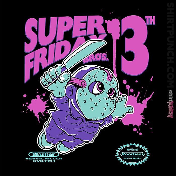 ShirtPunch: Super Friday Bros