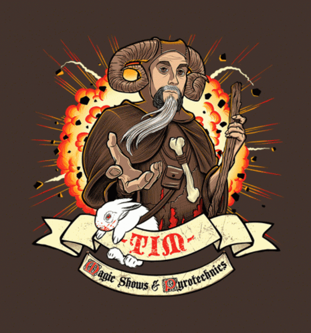 BustedTees: The Enchanter