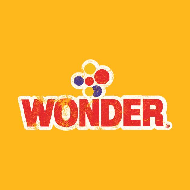 TeePublic: Wonder Bread Vintage T