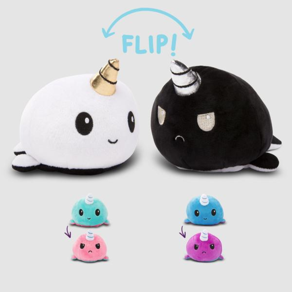 TeeTurtle: Reversible Narwhal Mini