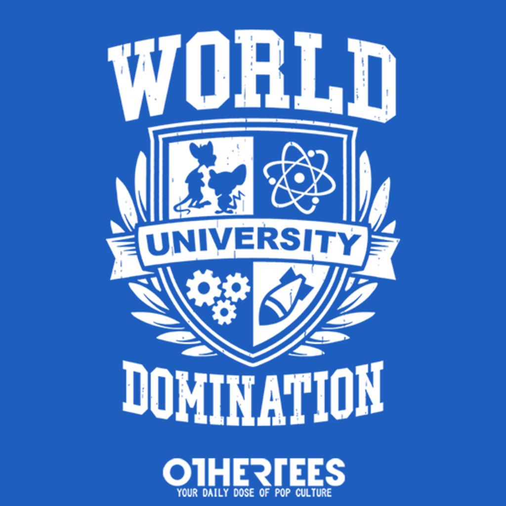 OtherTees: World Domination