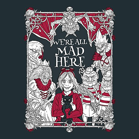 MeWicked: We're All Mad Here - Alice's Nightmare Horror Adventure in Wonderland