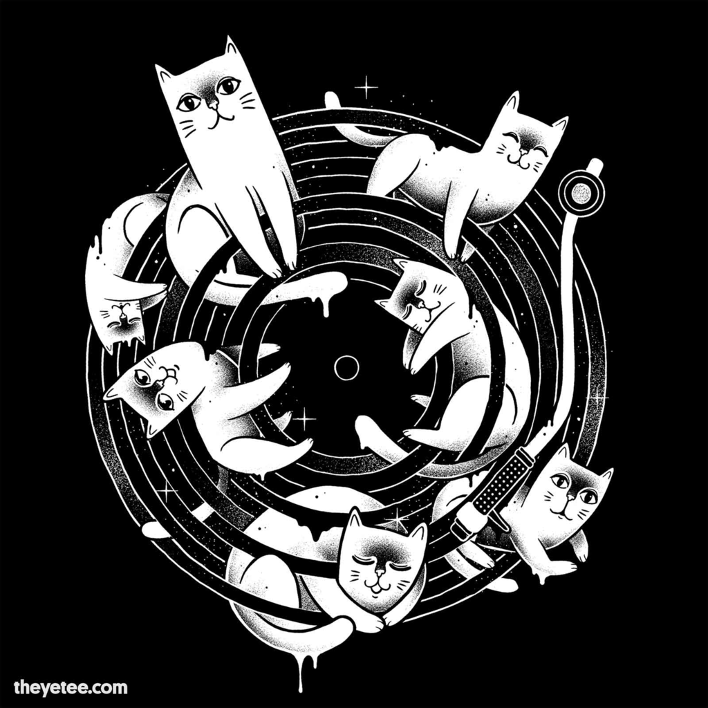The Yetee: Meowsical