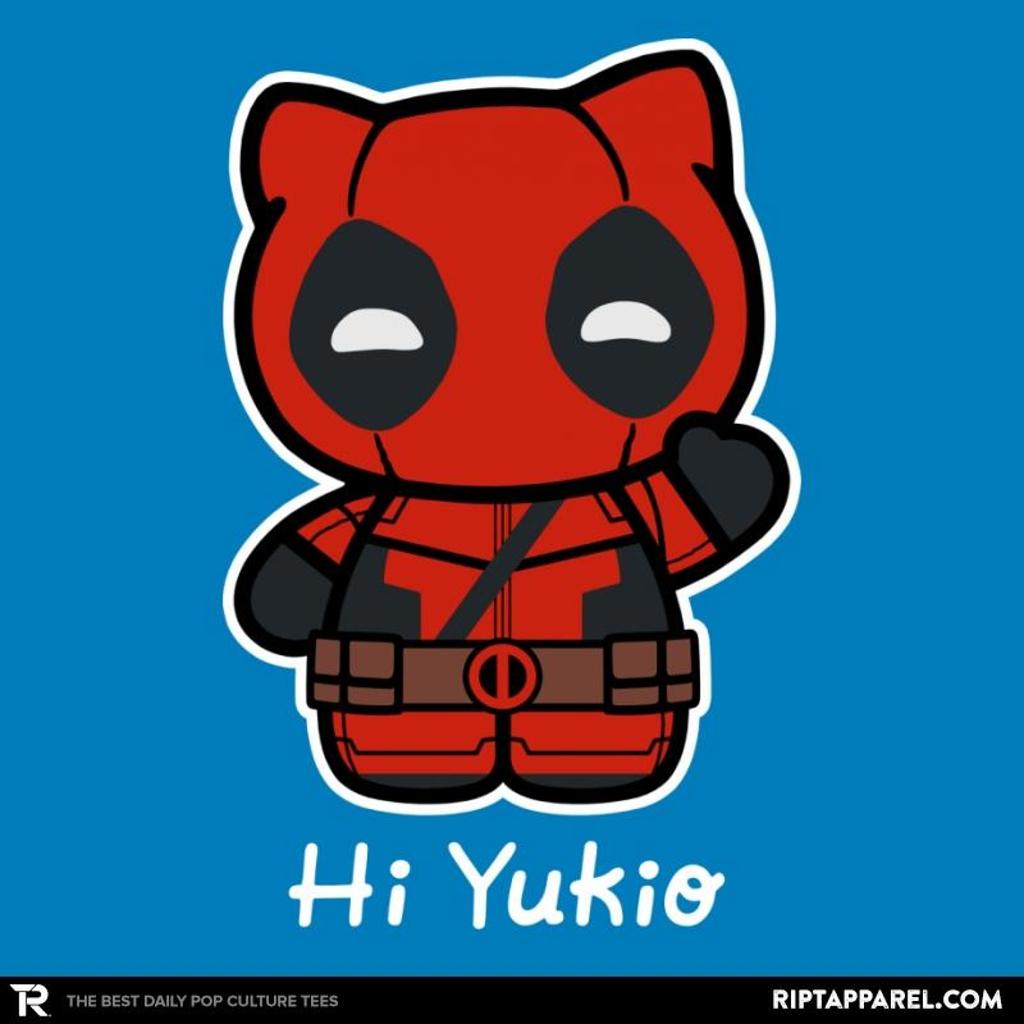 Ript: Hi Yukio
