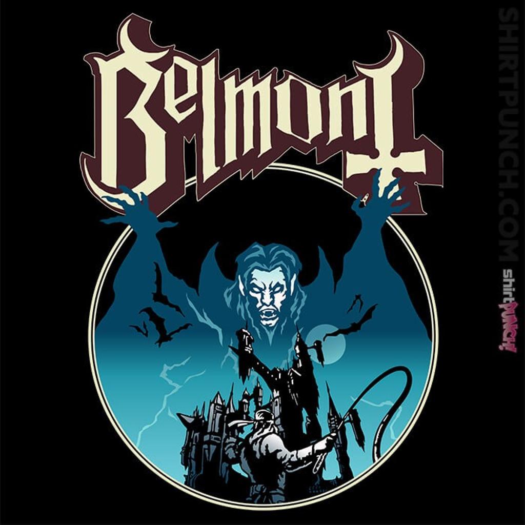ShirtPunch: Belmont Eponymous