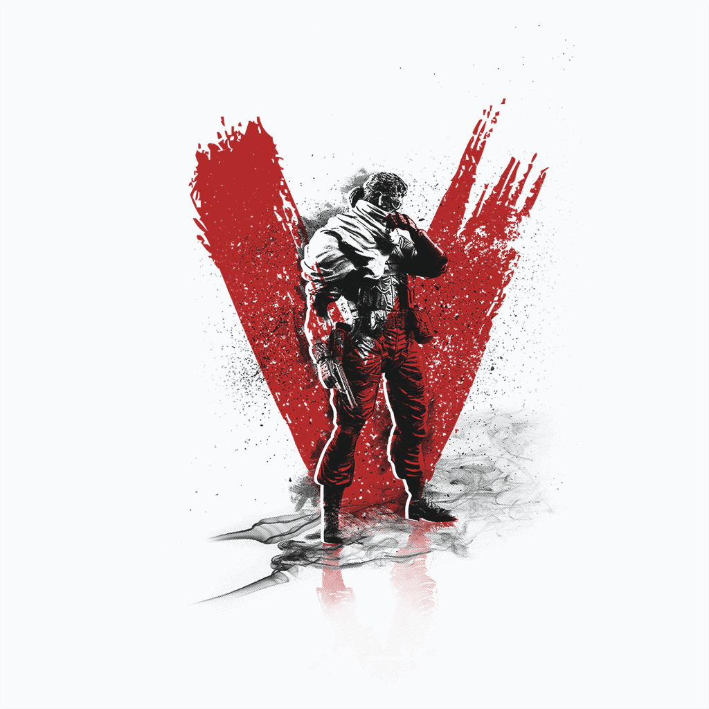 Pop-Up Tee: Daily Deal - The Boss - MGSV