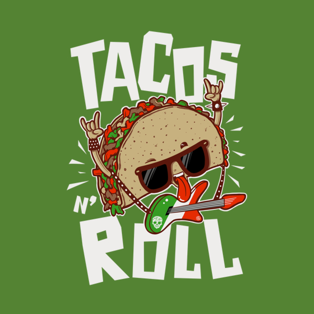 NeatoShop: TACOS N' ROLL