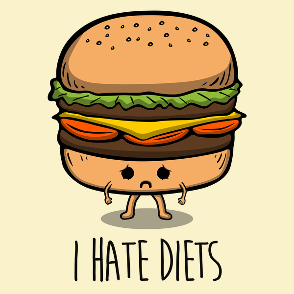 NeatoShop: I hate diets