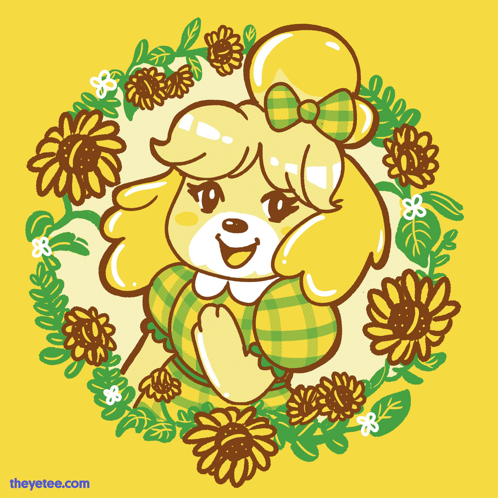 The Yetee: Sunny Pup