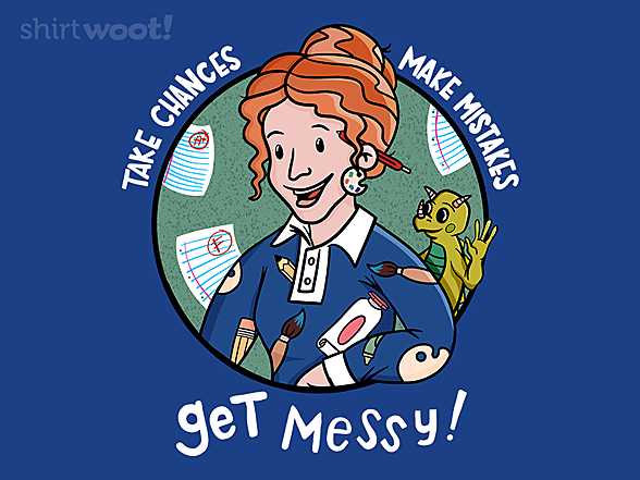 Woot!: Get Messy