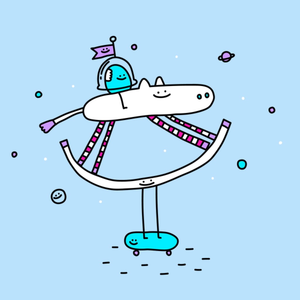 NeatoShop: Rocking Horse - By Porky Roebuck