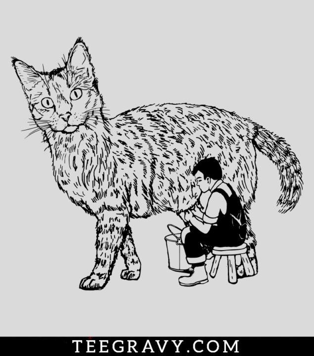 Tee Gravy: Milk Cat Blues