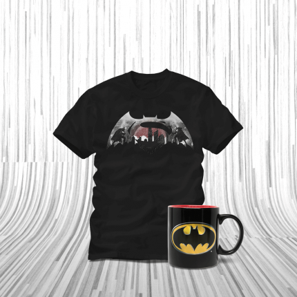 ShirtPunch: Batman Mug Bundle