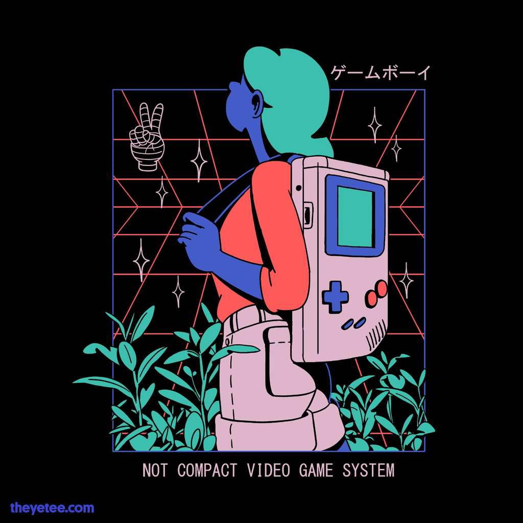 The Yetee: Game Collector