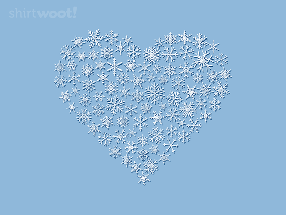 Woot!: Heart of Snow - $8.00 + $5 standard shipping