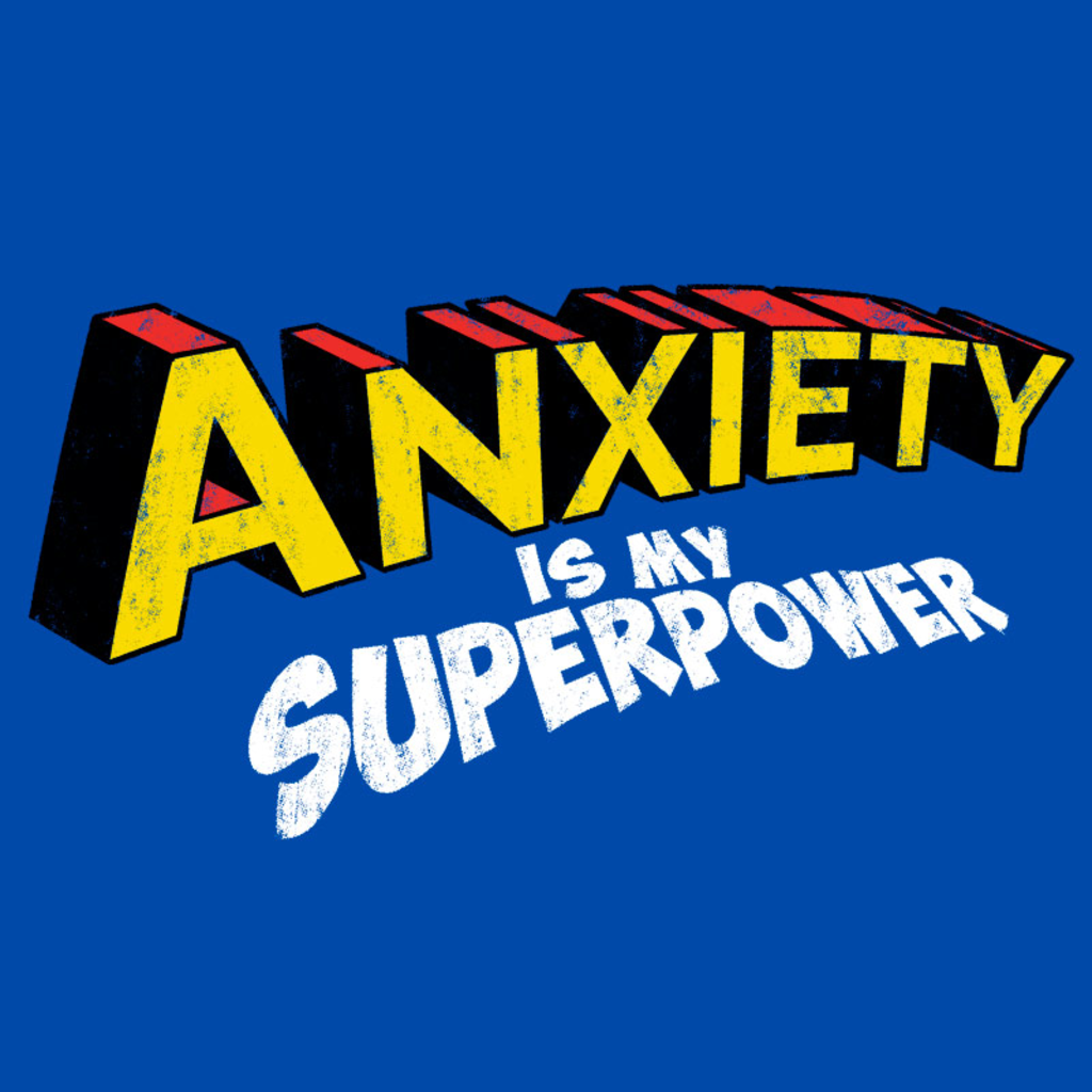 Pampling: Anxiety is My Superpower