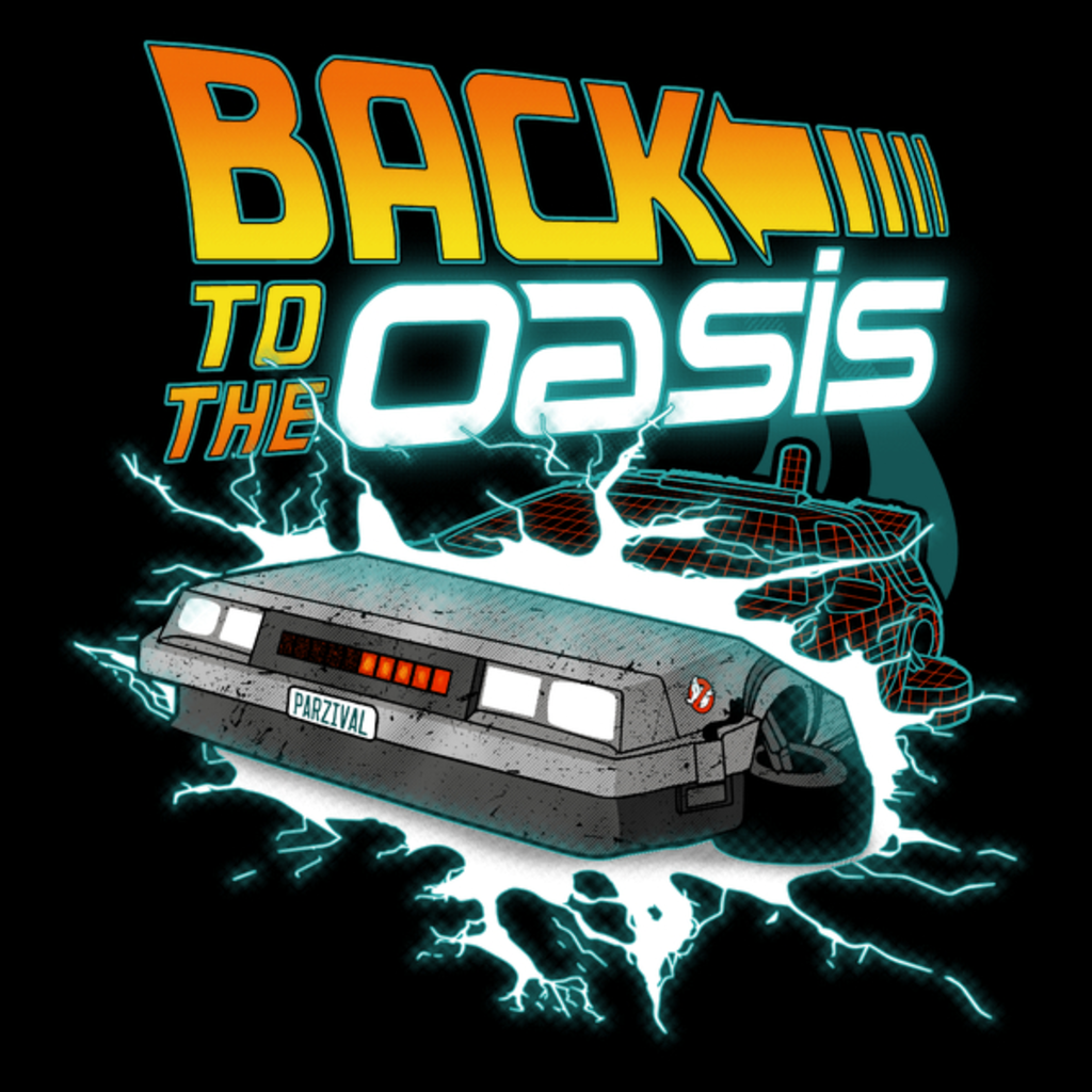 NeatoShop: Back To The Oasis