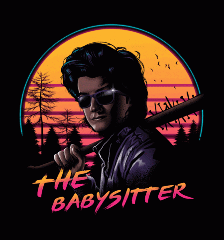 BustedTees: The Babysitter