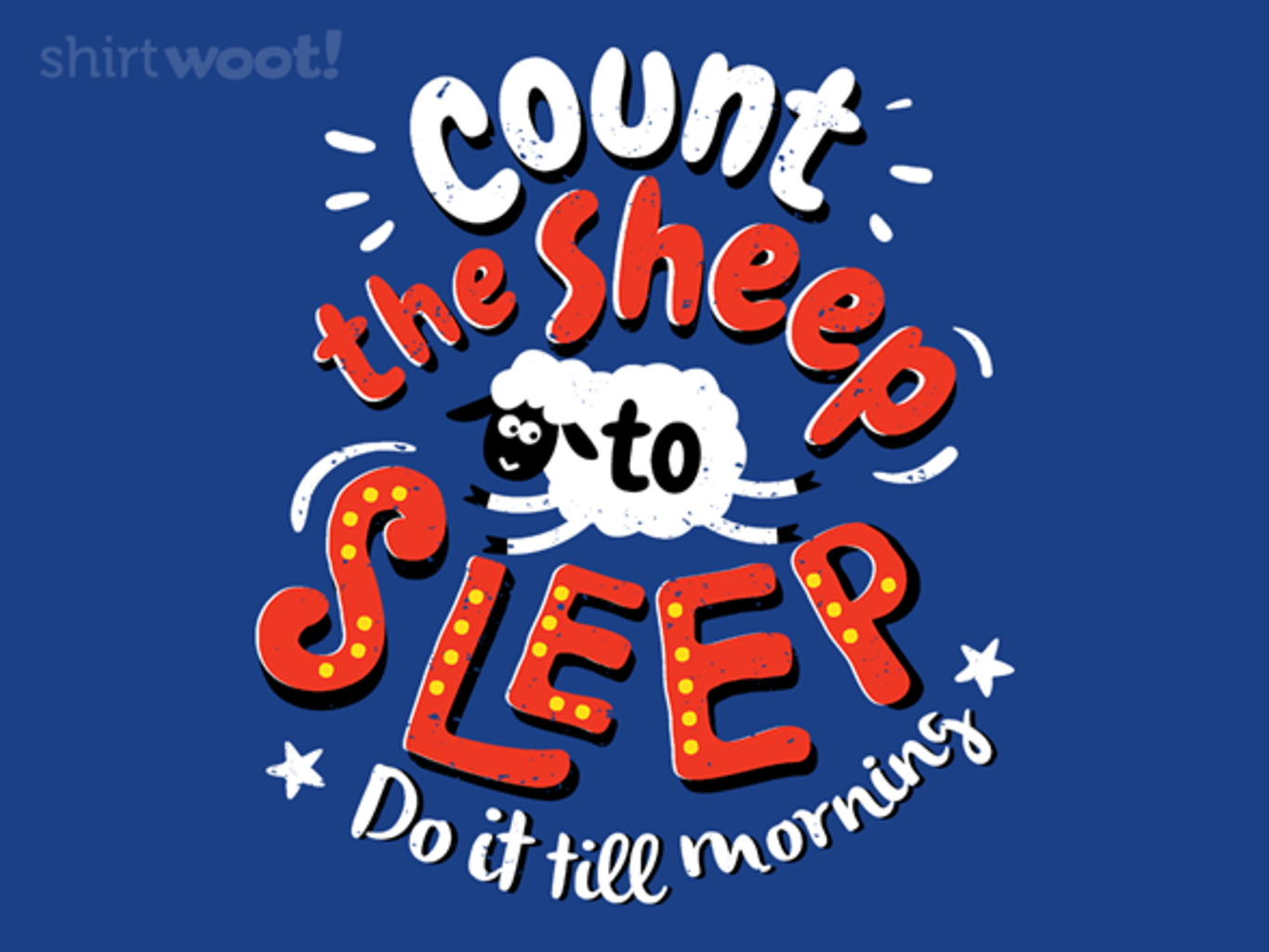 Woot!: Count the Sheep