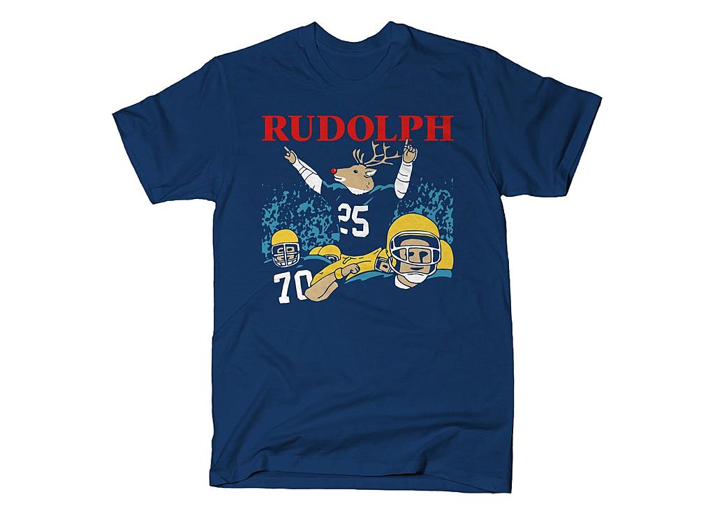 SnorgTees: Rudolph