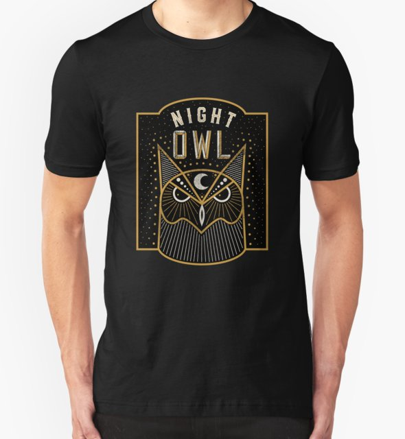 RedBubble: Night Owl