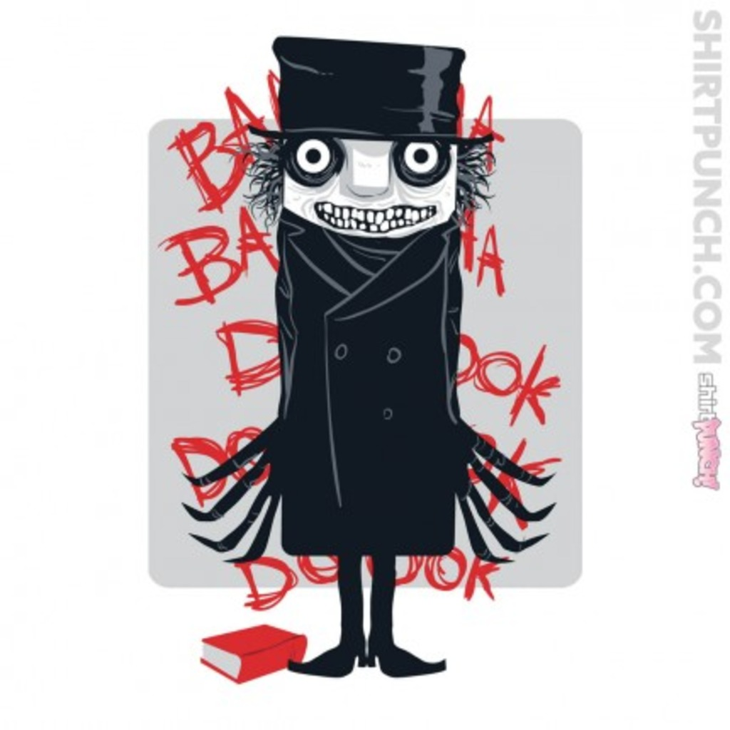 ShirtPunch: Mr. Babadook