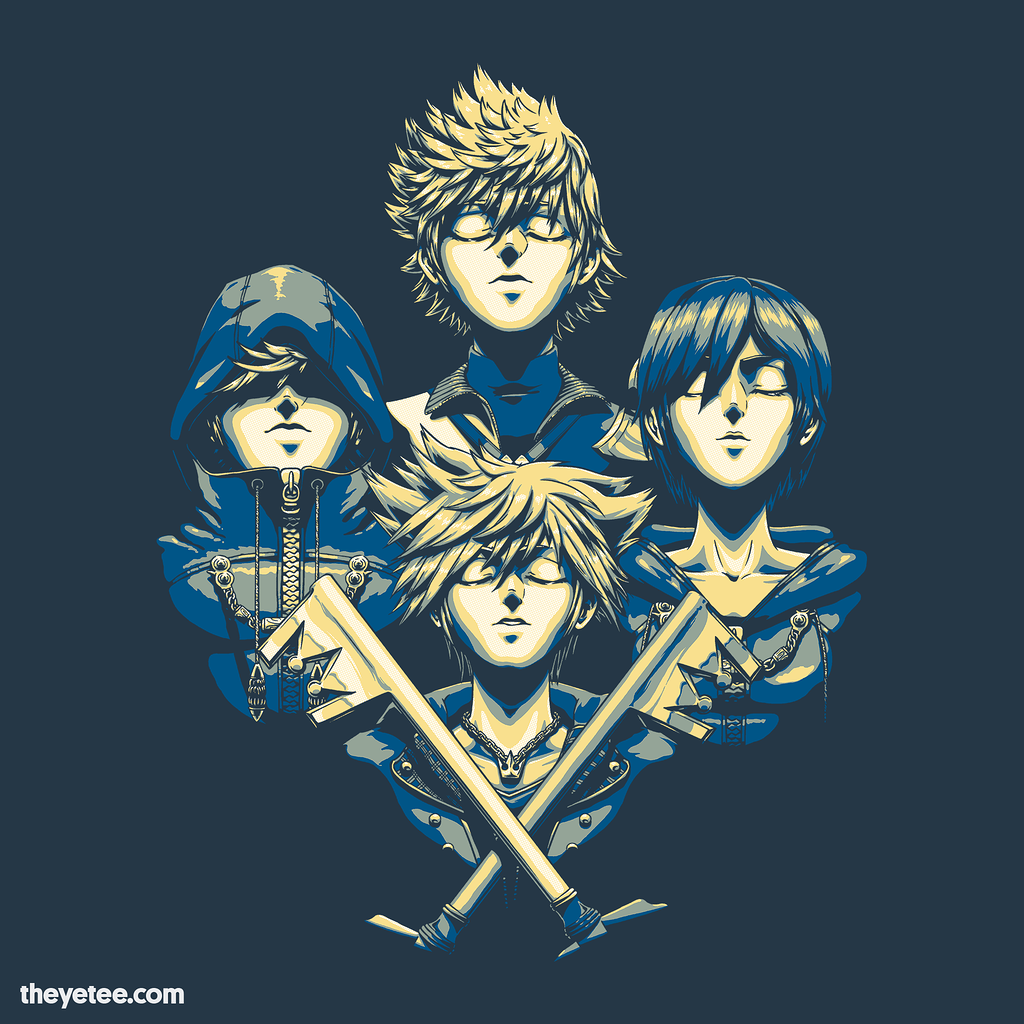 The Yetee: Rhapsody Hearts