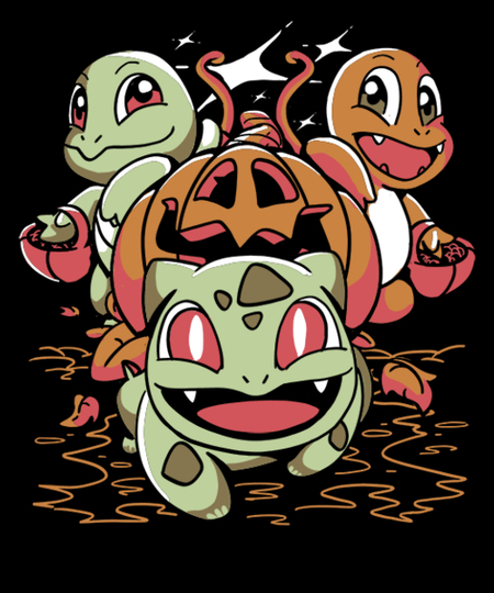 Qwertee: Spooky Squad