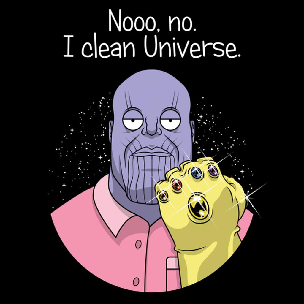 NeatoShop: I clean Universe.
