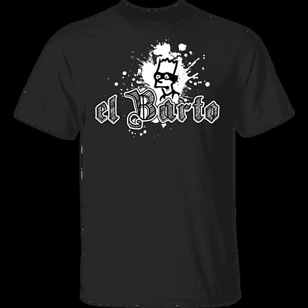 Pop-Up Tee: el Barto