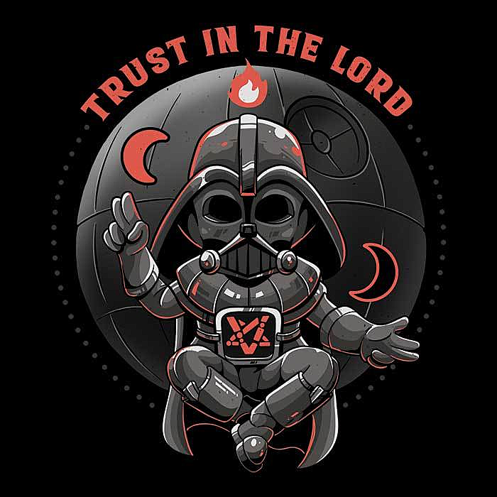Once Upon a Tee: Trust in the Lord