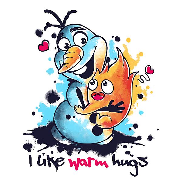 NeatoShop: I like warm hugs