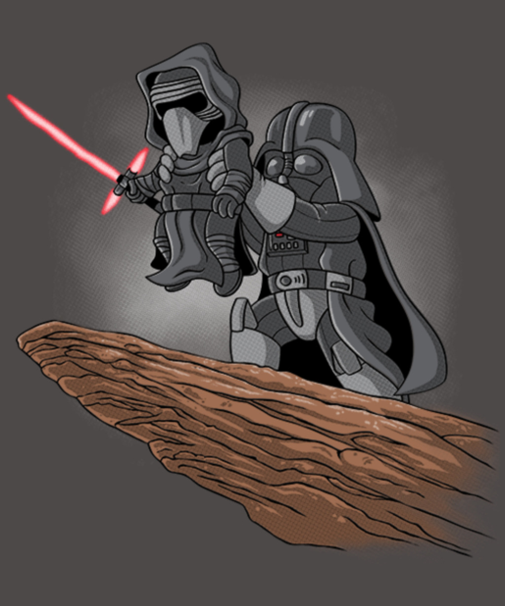 Qwertee: The Darth King