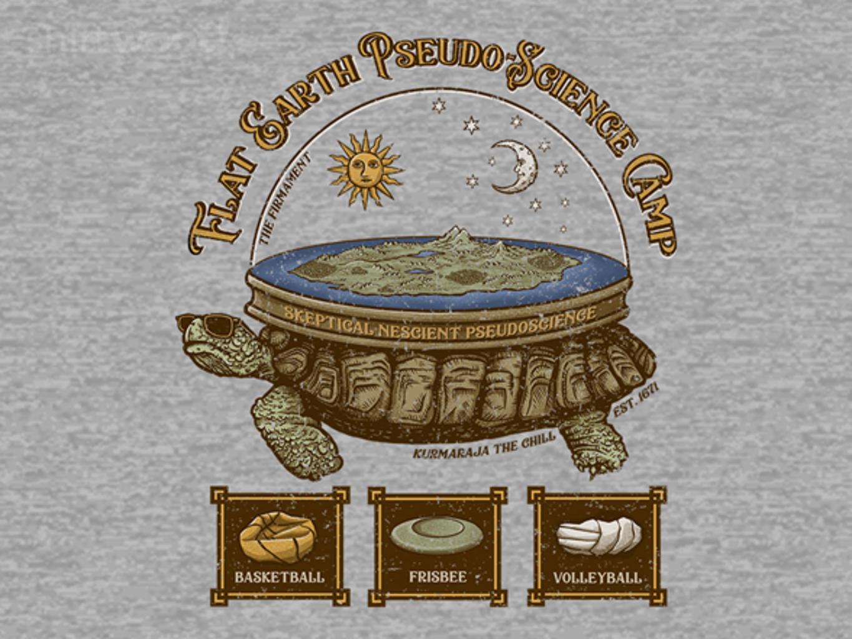 Woot!: Flat Earth Pseudoscience Camp