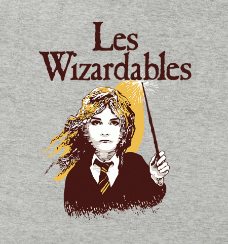 BustedTees: Les Wizardables