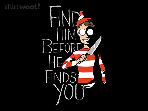 Woot!: Hiding in the Dark