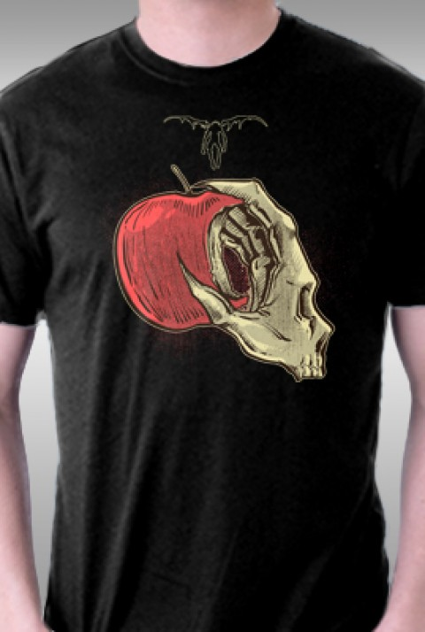 TeeFury: Death Apple