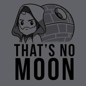 TeeTurtle: That's No Moon