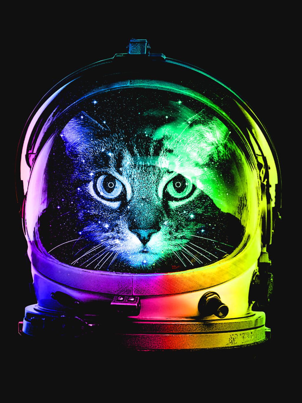 RedBubble: Astronaut Cat