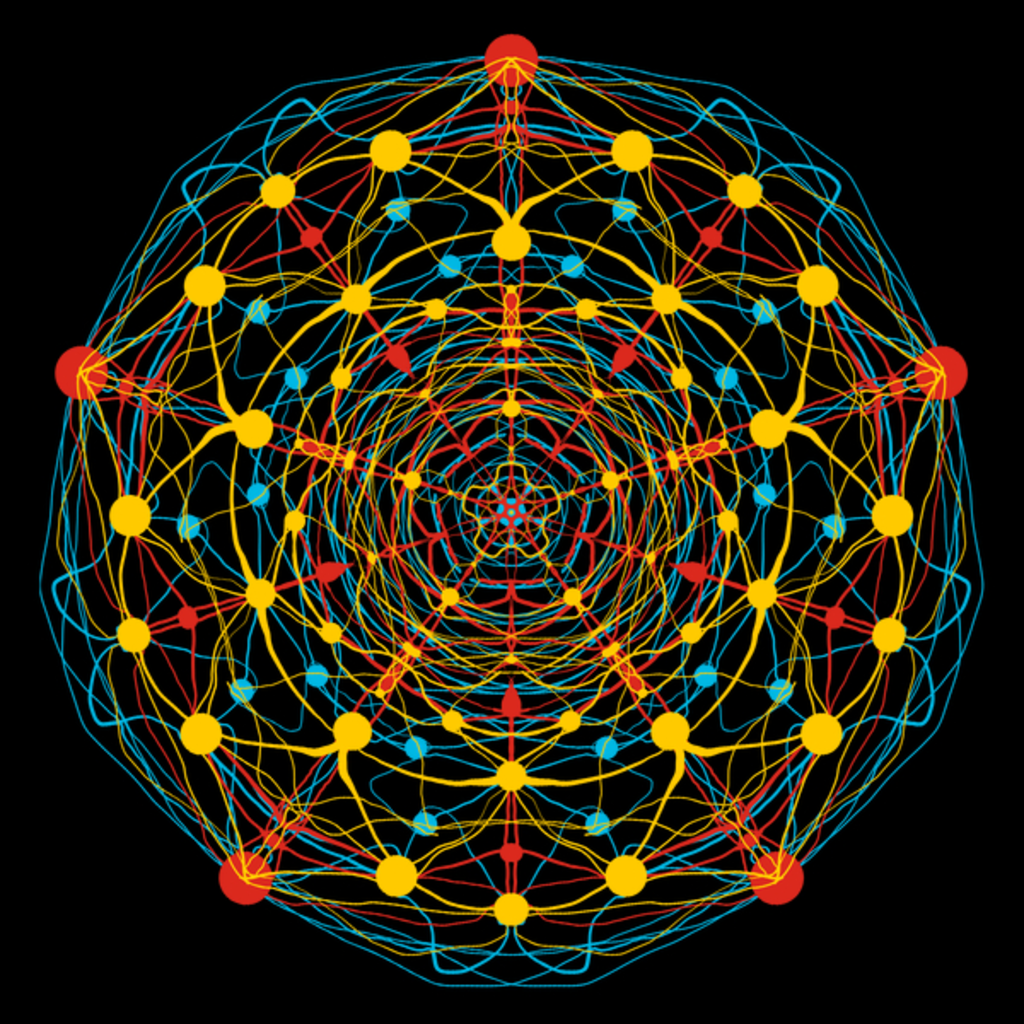 NeatoShop: neural mandala 2