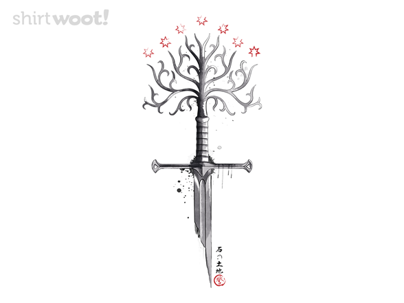 Woot!: The Sword and the Tree